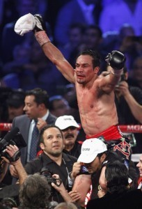 Marquez KOs Pacquiao in sixth round