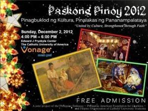 2012 Paskong Pinoy Christmas Concert