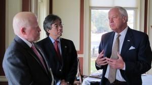 PH Seeks Increased Trade with Virginia