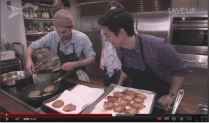 'Saveur' magazine teams up with YouTube food channel for new show