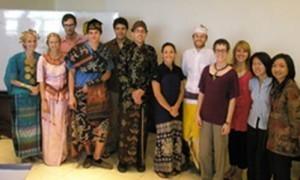 Summer Advanced Indonesian Abroad Program 2013