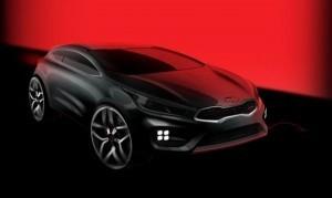 Kia pro_cee'd GT to go on sale midway through 2013