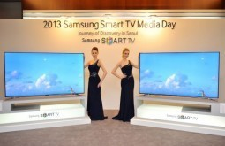 Samsung launches new premium 'smart' TVs