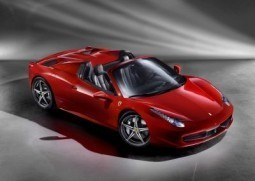 Ferrari named best coupe and best cabriolet