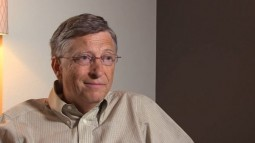 Bill Gates: 'Robots, pervasive screens, speech interaction will all change the way we look at computers'