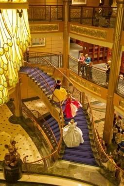 Travelers name Disney Fantasy world's best cruise experience