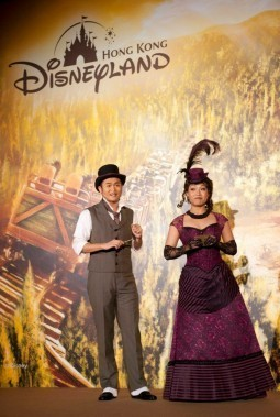 Hong Kong Disneyland turns a profit for first time