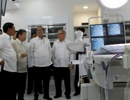 Aquino assures establishment of more heart centers
