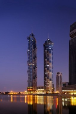 World's tallest hotel officially open for business