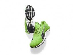 Puma launches new 'adaptive running' shoe