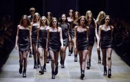 Saint Laurent's Hedi Slimane faces critics in Paris