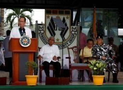President Aquino leads 27th anniversary of the Presidential Security Group