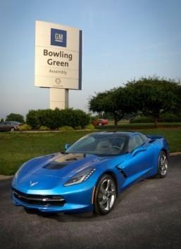 Chevrolet brings out powerful Corvette Stingray Premiere Edition