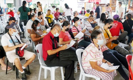 6,871 NEW COVID-19 INFECTIONS BRING PHILIPPINE ACTIVE CASES TO 53,447
