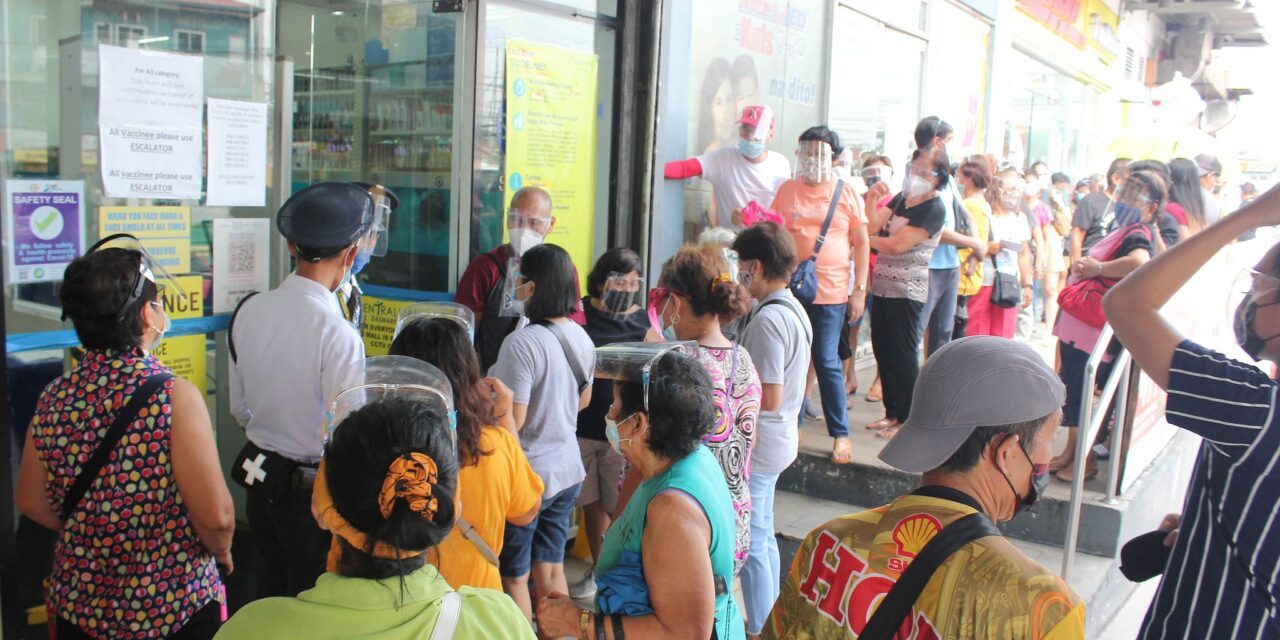 OCTA: REIMPOSE NCR PLUS BUBBLE, BAN ON KIDS OUTDOORS DUE TO DELTA VARIANT