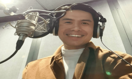 WHAT WAS CHRISTIAN BAUTISTA'S CHILDHOOD DREAM? HINT: IT'S NOT MUSIC