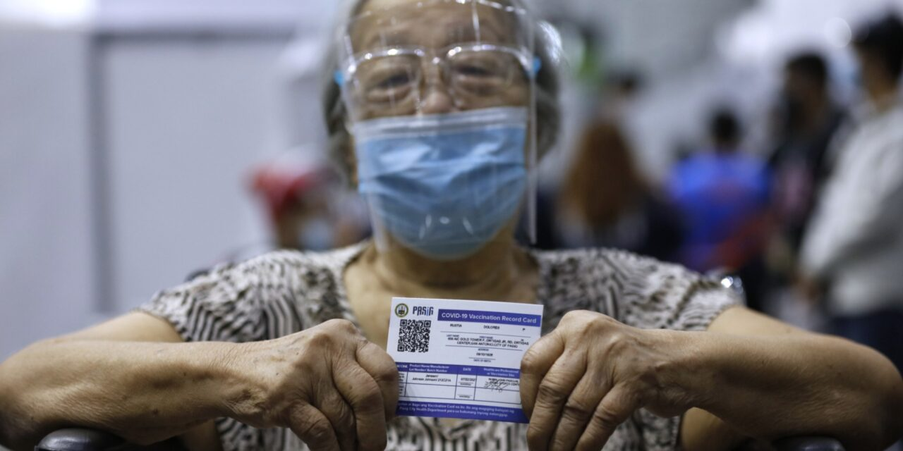 IATF REVISES 'GREEN LANES' RULE FOR FULLY VACCINATED PERSONS
