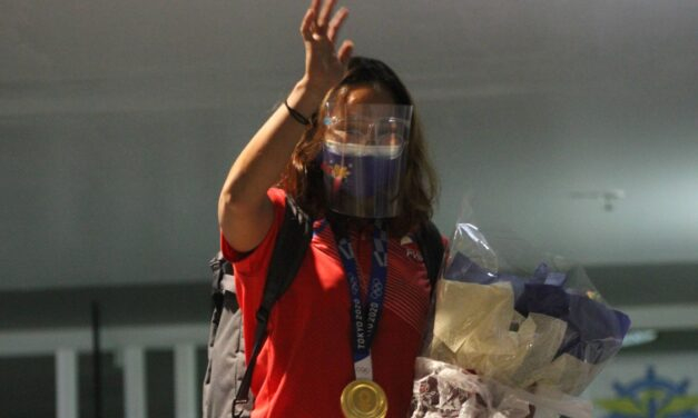 PHILIPPINE WEIGHTLIFTING SEEKS FOREIGN COACH ANEW FOLLOWING SUCCESS OF HIDILYN DIAZ