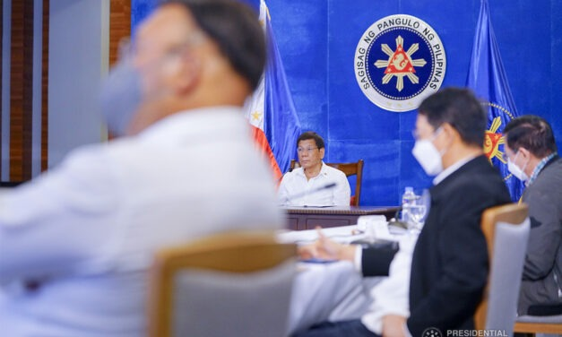 PALACE URGES CONGRESS ANEW TO PASS ANTI-ENDO BILL