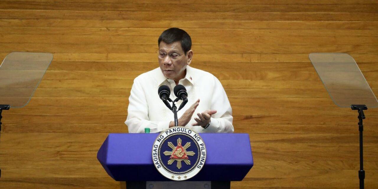 CORRECT KAFALA OR LOSE FILIPINO WORKERS, PRRD WARNS ARAB STATES