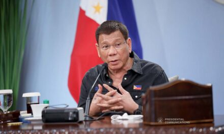 DUTERTE INSISTS ALL PINOYS MUST BE ALLOWED TO RETURN HOME