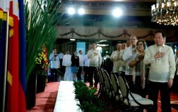 Aquino endorses TESDA chief for 'bigger responsibility' in govt