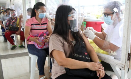 'BUBBLES' FOR FULLY VACCINATED SHOULD BE PUSHED AT A PROPER TIME — GUEVARRA