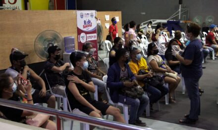 PHILIPPINES REGISTERS ALL-TIME HIGH 22,415 NEW COVID-19 CASES