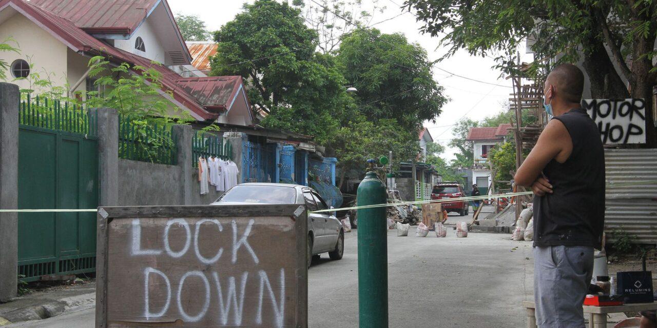 OCTA: GRANULAR LOCKDOWNS OK BUT 'INTENSIVE' MANPOWER FOR LGUS NEEDED