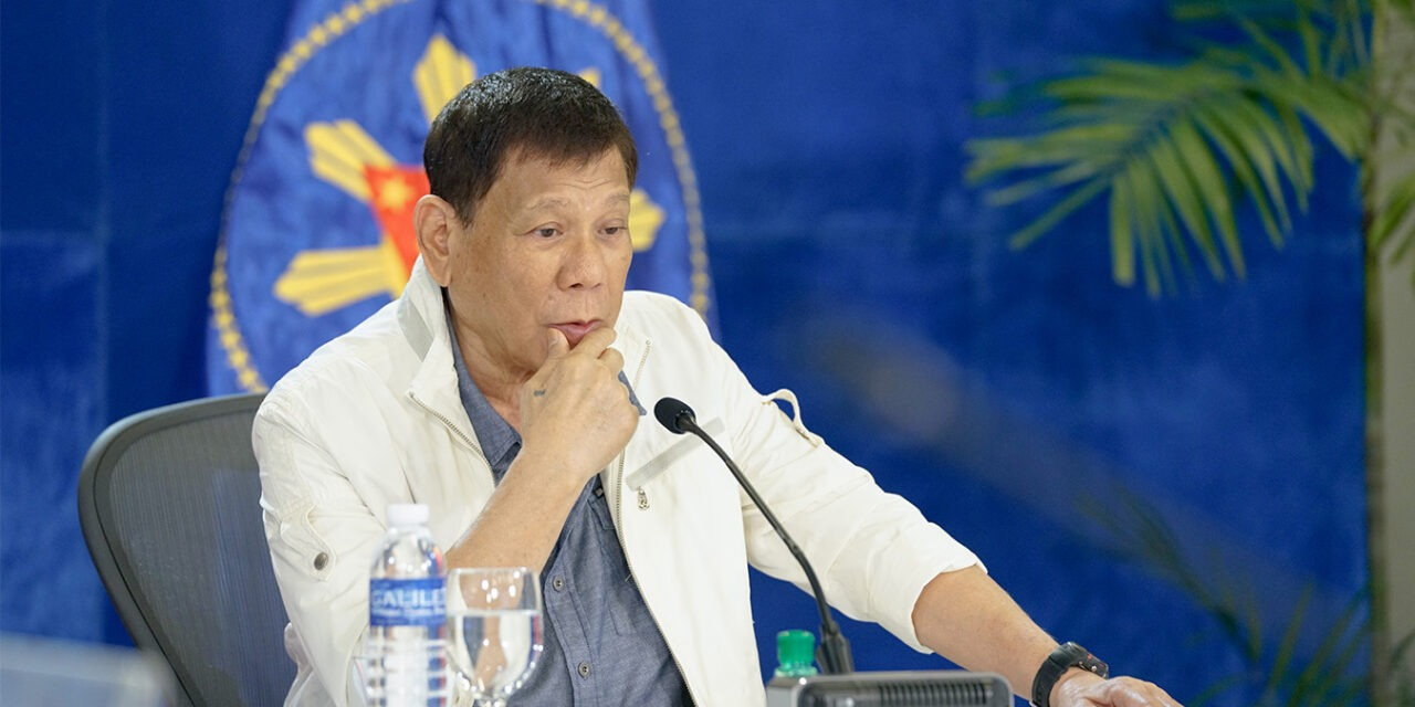 DUTERTE-BACKED PDP-LABAN WING SAYS NO 2022 POLL TALKS WITH BONGBONG MARCOS