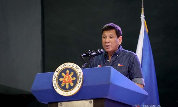72% OF PRRD ADMIN'S DIPLOMATIC PROTESTS VS. CHINA FILED IN
