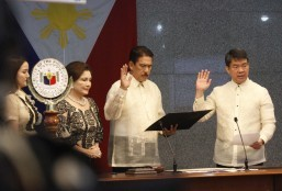 Palace sees speedy approval of priority bills under Pimentel, Alvarez