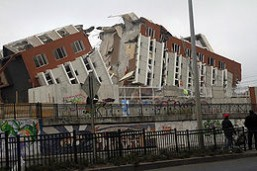 Geologists warn of mega quake for north Chile