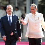 President Aquino says Philippines, France share same principles in building a peaceful nation