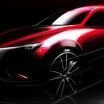 New compact Mazda SUV to make LA debut