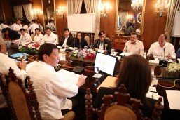 Gov't yet to decide on next move after South China Sea ruling: Dureza