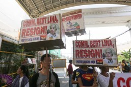 Lina urges Congress to pass new Customs act amid outcry