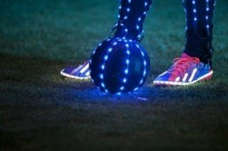 Adidas unveils new Messi football boot