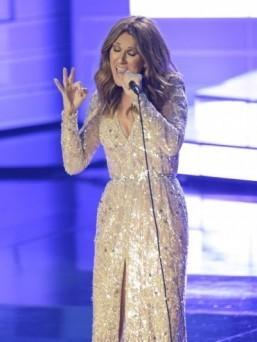 Celine Dion returns to Las Vegas stage