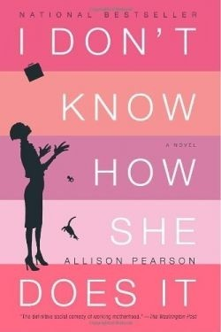 Pearson's 'I Don't Know How She Does It' getting sequel