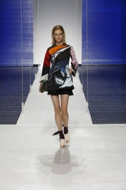 Dior Resort 2015 mixes European and American influences