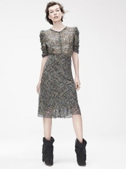 Isabel Marant for H&M collection on sale Thursday