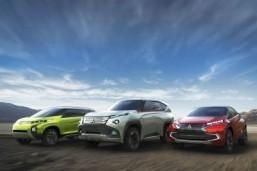 Mitsubishi bets big on sustainable SUVs