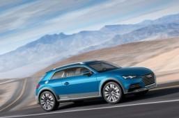 Audi reveals Shooting Brake concept ahead of Detroit debt