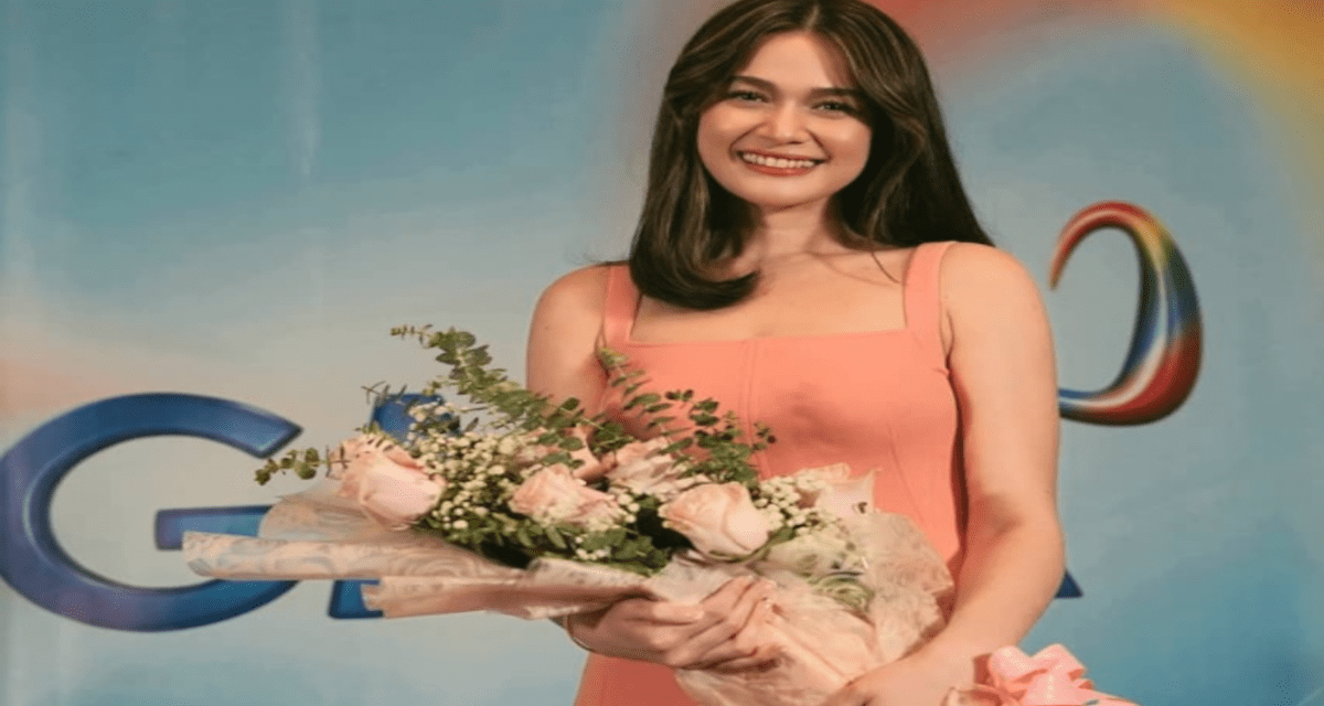 BEA ALONZO HAPPY TO BE PART OF GMA NETWORK