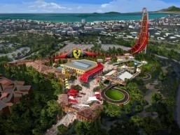 Ferrari announces first European theme park in Spain