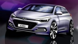 New Hyundai i20 teased ahead of Paris debut