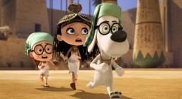 'Mr Peabody & Sherman' top dog at US box office