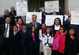 Bonta to address education, health disparities in Asian Pacific Islander community