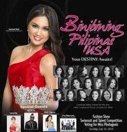 17 Fil-Ams vie for Binibining Pilipinas USA 2014 title; prelims July 13